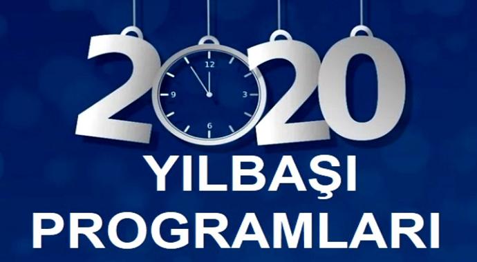 Yılbaşında Tv Karşısında Olacaklar Buraya! 2020 Yılbaşı TV Programları ve Yayın Akışı