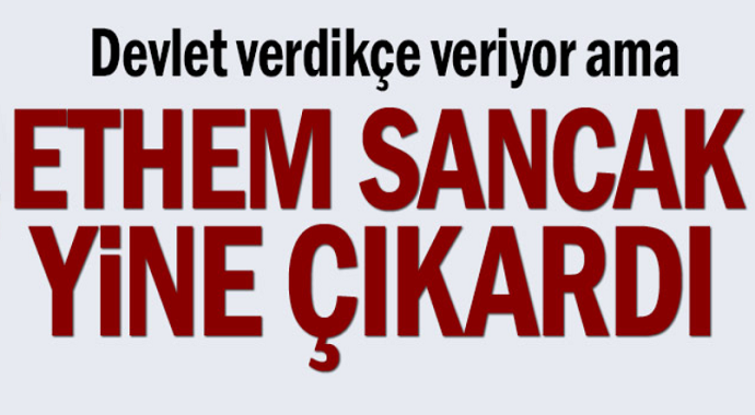 Sakarya'daki Tank Palet Fabrikasında Neler Oluyor? Ethem Sancak yine çıkardı