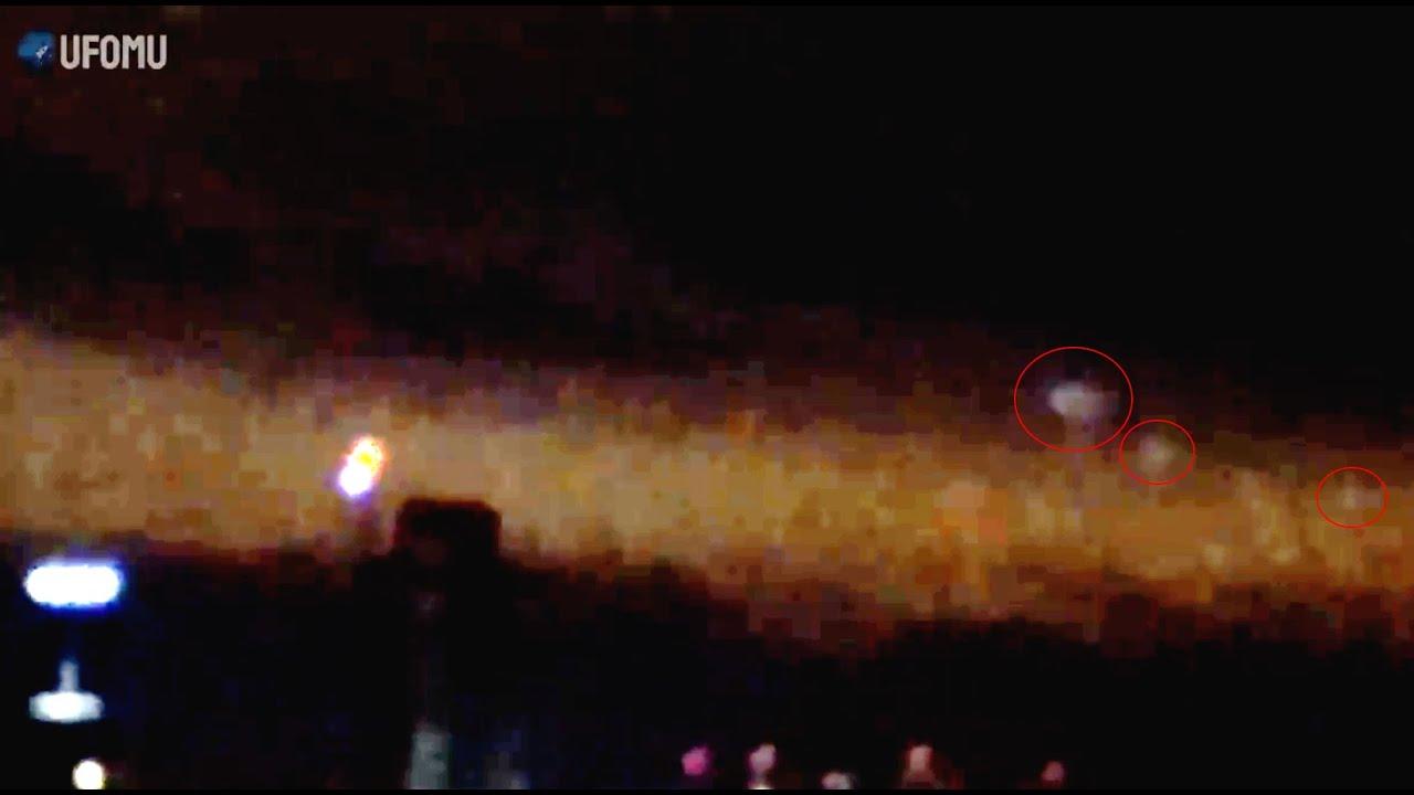 İzmir Çiğli'de UFO Paniği